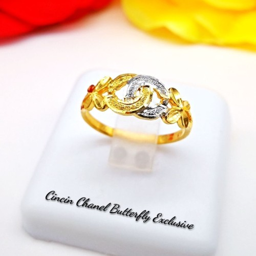 CINCIN CHANEL BUTTERFLY EXCLUSIVE