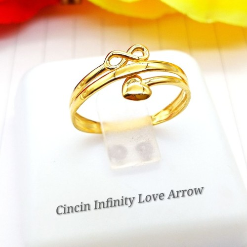 CINCIN INFINITY LOVE ARROW