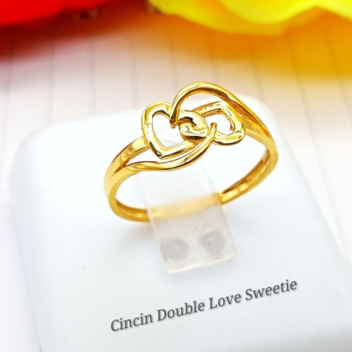 CINCIN DOUBLE LOVE SWEETIE