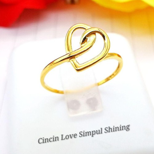 CINCIN LOVE SIMPUL SHINING